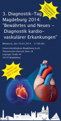 Flyer Diagnostik Tag 2014